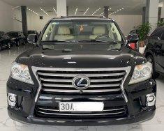 Cần bán xe Lexus LX 570 đời 2013, màu đen, nhập khẩu nguyên chiếc giá 3 tỷ 790 tr tại Tp.HCM