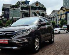 Bán ô tô Honda CR V 2.0 AT 2015, màu nâu giá 690 triệu tại Hà Nội