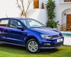 Volkswagen Polo Hatchback xe Đức nhập khẩu chính hãng - vua dòng xe đô thị - ưu đãi tốt nhất trong tháng  giá 695 triệu tại Quảng Ninh