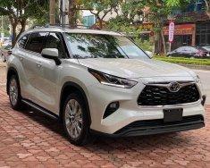 Cần bán Toyota Highlander Limited 2020, màu trắng, nhập khẩu nguyên chiếc giá 4 tỷ 150 tr tại Hà Nội