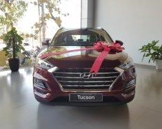 Bán ô tô Hyundai Tucson 2.0 tiêu chuẩn 2020, màu đỏ giá 789 triệu tại Gia Lai