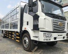 Xe tải Faw kín thùng dài 9.7 mét, nhập khẩu giá 970 triệu tại Bình Dương
