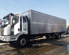 Xe tải thùng kín nhập khẩu Faw 7 tấn 25 thùng 9m7 giá 300 triệu tại Bình Dương