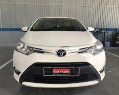 Bán xe Toyota Vios 1.5E CVT 2018, màu trắng giá hấp dẫn giá 510 triệu tại Tp.HCM