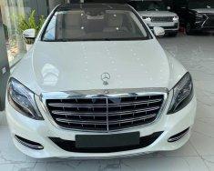 Bán Mercedes Maybach S400, model và đăng ký 2017, màu trắng, xe siêu mới, giá tốt giá 4 tỷ 500 tr tại Hà Nội