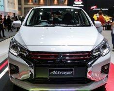 Mitsubishi Attrage 2020, giá lăn bánh tháng 7 cực hấp dẫn giá 460 triệu tại Nghệ An