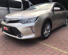 Xe Toyota Camry 2.5Q đời 2018, màu vàng giá 1 tỷ 20 tr tại Tp.HCM