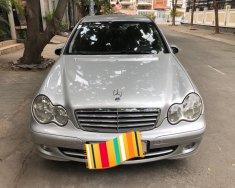 Xe Mercedes đời 2005, màu bạc, xe gia đình giá 215 triệu tại Tp.HCM