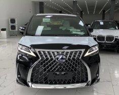 Bán Lexus LX LM 300h sản xuất 2020, màu đen, nhập khẩu giá 9 tỷ 280 tr tại Tp.HCM