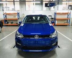 Bán Polo Hatchback màu xanh mới_đẹp_lạ mắt. Xe đức nhập nhỏ gọn tiện dụng dễ di chuyển giá 695 triệu tại Tp.HCM