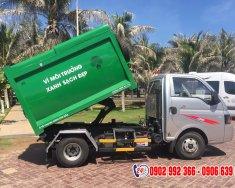 Xe tải ép rác X150 3.5 khối thanh lý giá 360 triệu tại Bình Dương