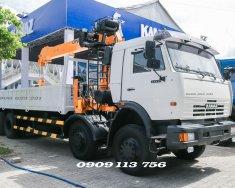Xe tải Kamaz 6540 gắn cẩu Dinex 8 tấn / Tải cẩu Kanglim/ Tải cẩu Soosan  giá 1 tỷ 890 tr tại Tp.HCM
