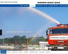 Cứu hoả Kamaz 8m3 | Xe Chữa cháy Kamaz | Xe cứu hoả giá 2 tỷ 500 tr tại Tp.HCM