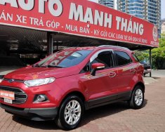 Xe Ford EcoSport Titanium sản xuất 2017, màu đỏ, chính chủ, 465 triệu giá 465 triệu tại Hà Nội