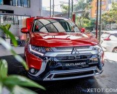 Bán xe Mitsubishi Outlander CVT 2020, màu đỏ, giá chỉ 825 triệu giá 825 triệu tại Nghệ An