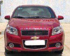 Cần bán xe Chevrolet Aveo 1.4L AT 2018, màu đỏ, xe đẹp, giá rẻ, bao test giá 335 triệu tại Quảng Ninh