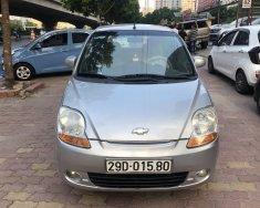 Bán Chevrolet Spark Van đời 2011, màu bạc, xe gia đình giá 88 triệu tại Hà Nội