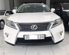 Bán xe Lexus RX350 Luxury đời 2015, màu trắng, nhập khẩu chính hãng giá 2 tỷ 150 tr tại Hà Nội