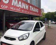 Cần bán xe Kia Morning 1.0 AT 2013, màu trắng giá 229 triệu tại Hà Nội
