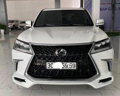 Cần bán lại xe Lexus LX 570 Super Sport năm 2019, màu trắng, nhập khẩu chính hãng, như mới giá 8 tỷ 300 tr tại Hà Nội