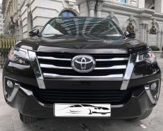 Bán ô tô Toyota Fortuner 2.4G sản xuất 2020, màu đen, số tự động giá 1 tỷ 39 tr tại Hà Nội