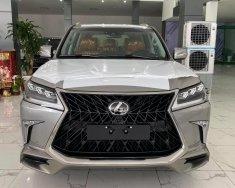 Bán ô tô Lexus LX 570 Super Sport đời 2020, màu bạc, nhập khẩu nguyên chiếc giá 9 tỷ tại Hà Nội