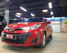 Bán ô tô Toyota Vios 1.5 E MT sản xuất 2019, màu đỏ, giá tốt giá 510 triệu tại Tp.HCM