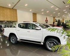 Bán ô tô Mitsubishi Triton AT sản xuất 2020, màu trắng, nhập khẩu chính hãng giá cạnh tranh giá 630 triệu tại Nghệ An