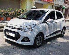 Xe Hyundai Grand i10 AT 2015, màu trắng, còn mới giá 315 triệu tại Hà Nội