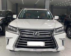 Bán xe Lexus LX 570 sản xuất 2016, màu trắng, nhập khẩu, như mới giá 6 tỷ 320 tr tại Hà Nội