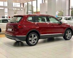 Bán xe Volkswagen Tiguan Luxury đời 2020, màu đỏ, xe nhập giá 1 tỷ 849 tr tại Quảng Ninh