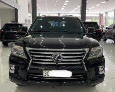 Cần bán lại xe Lexus LX 570 đời 2014, màu đen, xe nhập giá 4 tỷ 260 tr tại Hà Nội