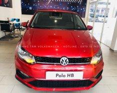 Cần bán Volkswagen Polo đời 2020, màu đỏ, nhập khẩu nguyên chiếc, giá 695tr giá 695 triệu tại Tp.HCM