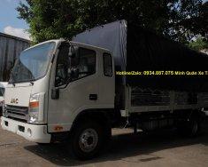 Bán xe tải Jac 6T5 – 6.5T – 6.5 tấn thùng dài 6m2 đầu vuông, máy Cummins giá 535 triệu tại Tp.HCM