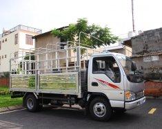 Bán xe tải JAC 2.4 tấn – 2T4 thùng dài 4m3 động cơ Isuzu đi vào thành phố ban ngày giá 380 triệu tại Tp.HCM