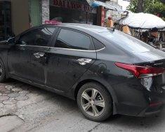 Cần bán lại xe Hyundai Accent đời 2018, màu đen, chính chủ giá cạnh tranh giá 515 triệu tại Hà Nội