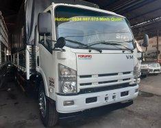 Đại lý bán xe tải Isuzu VM 8.2 tấn (8T2) thùng dài 7 mét, rộng 2m giao ngay giá 760 triệu tại Tp.HCM
