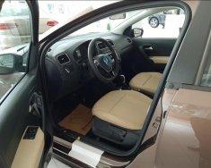 Volkswagen Polo Hatchback 2020 màu nâu ưu đãi đặc biệt giảm giá 50 tr tiền mặt - giao ngay giá 695 triệu tại Quảng Ninh
