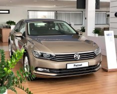 Bán ô tô Volkswagen pasat màu vàng cát- đẳng cấp doanh nhân giá 1 tỷ 266 tr tại Quảng Ninh