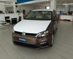 Volkswagen polo hatchback 2020 màu nâu cá tính độc đáo, cải tiến thể thao, giá không đổi giá 695 triệu tại Quảng Ninh