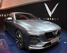 Vinfast Lux A ngập tràn ưu đãi tháng 8 giá 744 triệu tại Hà Nội