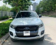 Bán Ford Ranger Wildtrak 2.0L 4x2 AT 2018, màu trắng giá 740 triệu tại Hà Nội