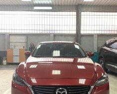 Xe Mazda 6 đời 2017, màu đỏ giá cạnh tranh giá 725 triệu tại Quảng Ninh