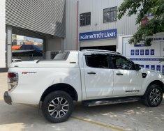 Cần bán lại xe Ford Ranger đời 2017, màu trắng, nhập khẩu nguyên chiếc giá cạnh tranh giá 680 triệu tại Quảng Ninh