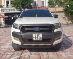 Cần bán xe Ford Ranger Wildtrak 3.2L 4x4 AT 2017, màu trắng giá 760 triệu tại Hà Nội
