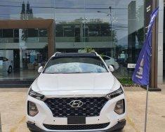 Cần bán Hyundai Santa Fe 2.4 Xăng 2020, màu trắng giá 1 tỷ tại Gia Lai