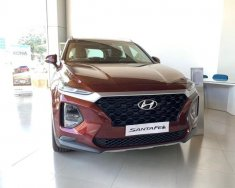 Bán ô tô Hyundai Santa Fe đời 2020, màu đỏ giá 960 triệu tại Gia Lai