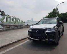 Cần bán Lexus LX 570 Black Edition S 2020, màu đen giá 8 tỷ 900 tr tại Hà Nội