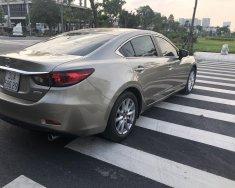 Chính chủ bán Mazda 6 2.0AT màu vàng, sx 2015, xe rất đẹp và mới giá 570 triệu tại Hà Nội