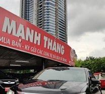 Cần bán gấp Toyota Camry 2.0E sản xuất 2014, màu đen, chính chủ giá 639 triệu tại Hà Nội